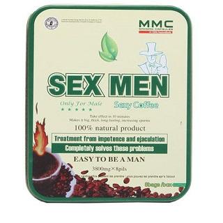 SEX MEN COFFEE
