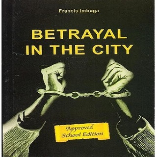 BETRAYED BY THE CITY