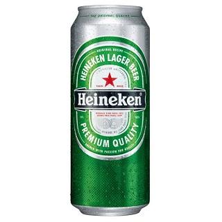 HEINEKEN BIG CAN